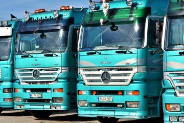 véhicules de flotte